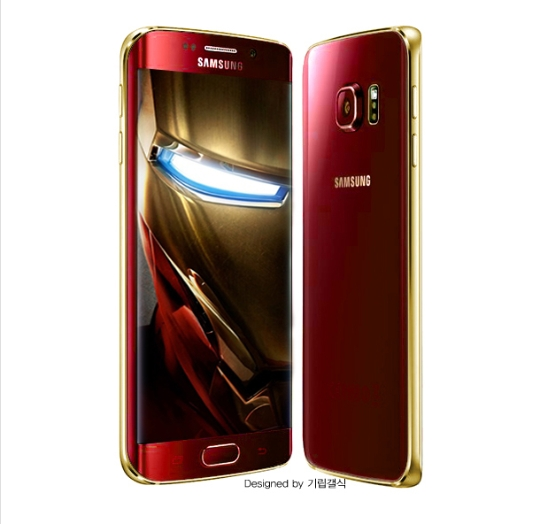 Iron Man Galaxy S6