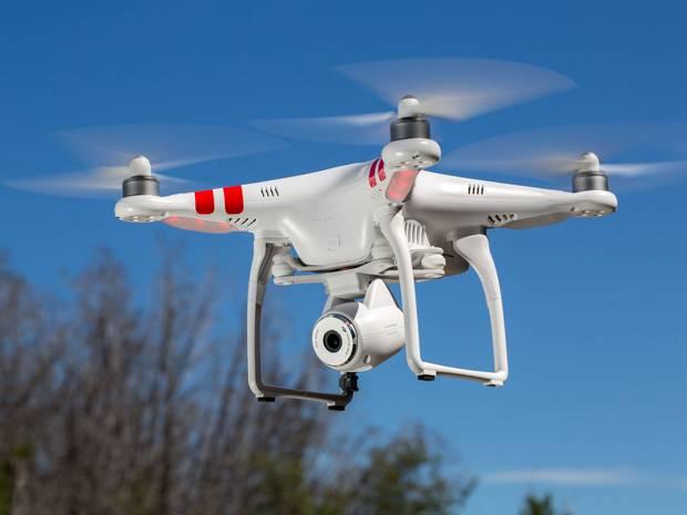 Así los drones ayudan a controlar aforos en lugares públicos