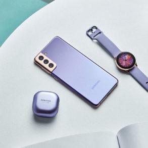 Samsung Galaxy S21 y S21+: Especificaciones completas