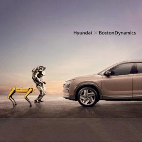 Hyundai adquirirá mayoría en Boston Dynamics