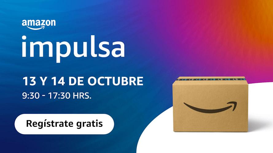 Amazon Impulsa convoca a los emprendedores 13 y 14